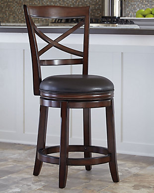 Porter Counter Height Bar Stool, , rollover