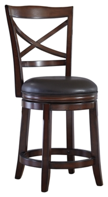 Porter Counter Height Bar Stool Ashley Furniture Homestore