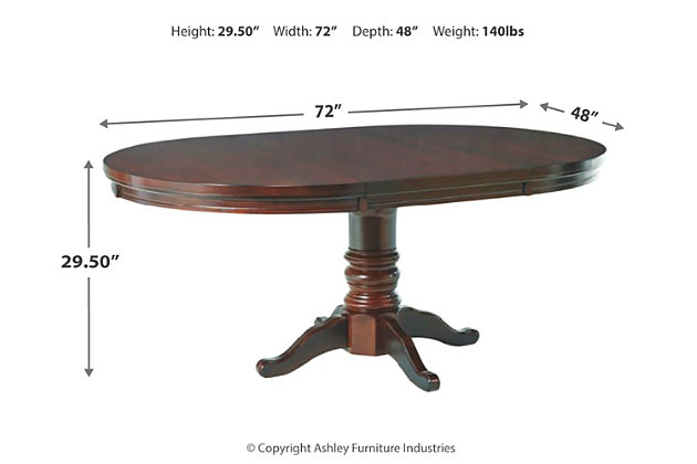 Porter Table and Base, , large