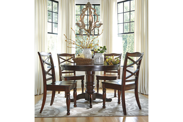 Porter Oval Dining Room Table, , large