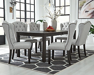 Jeanette Dining Room Table, , rollover