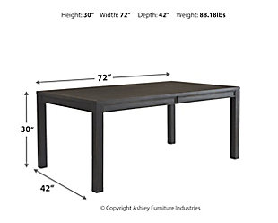 Jeanette Dining Table, , large