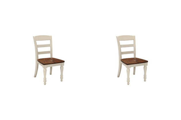 Marsilona Dining Room Chair, Two-tone, large