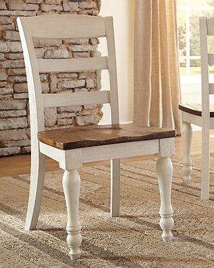 Marsilona Dining Room Chair, Two-tone, rollover