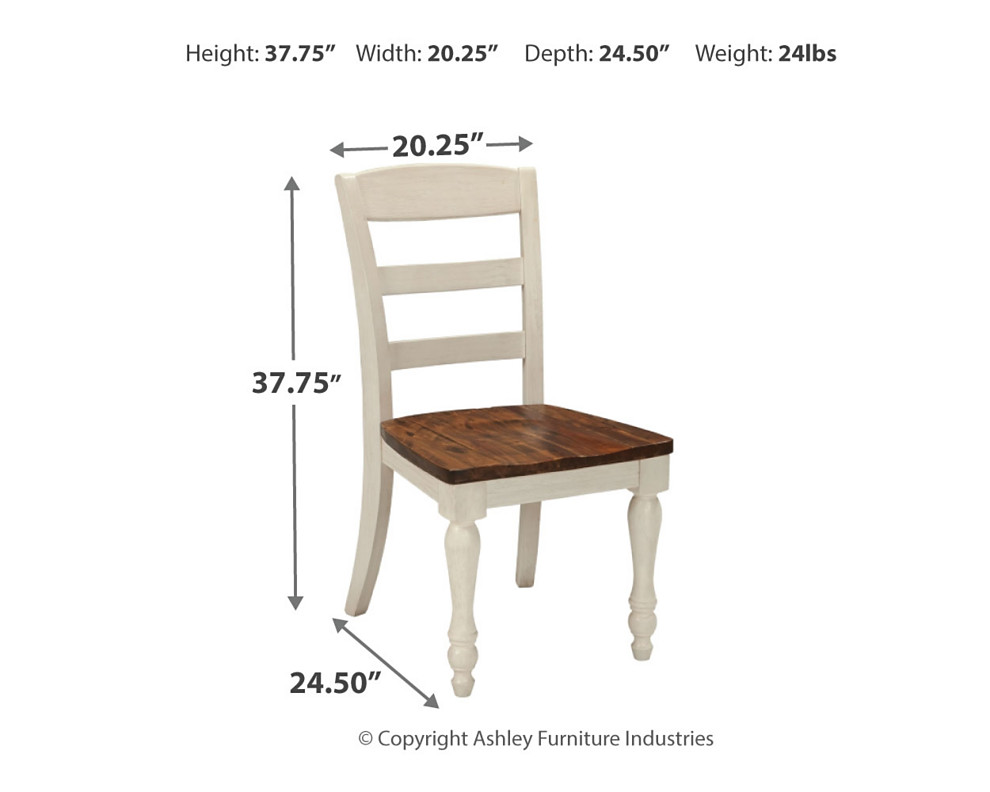 Marsilona Dining Room Side Chair 2 Cn Corporate Website Of
