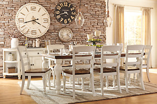 Marsilona Dining Table and 8 Chairs, , rollover