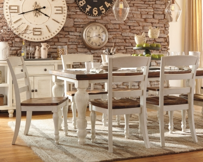 Marsilona 5Piece Dining Set Ashley Furniture HomeStore
