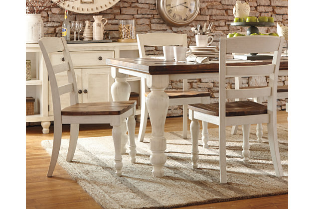 marsilona dining room chair | ashley furniture homestore