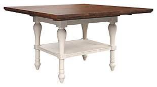 Marsilona Counter Height Dining Room Extension Table, , large