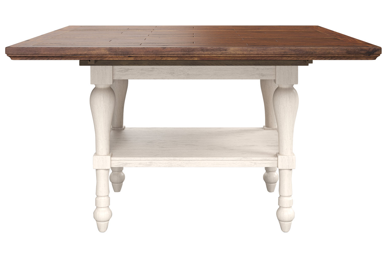 Marsilona Counter Height Dining Extension Table Ashley Furniture Homestore