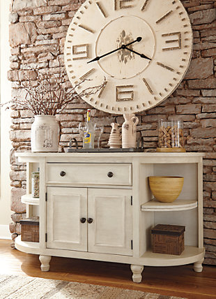 dining room storage, buffets & servers | ashley furniture homestore