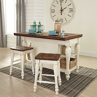 Marsilona Island Dining Set, , large