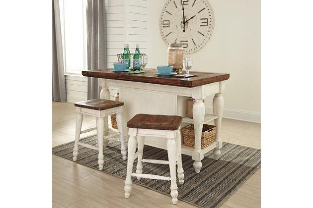 Marsilona Kitchen Island Ashley Furniture HomeStore