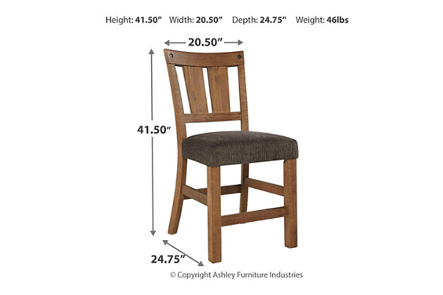 Tamilo Counter Height Bar Stool, , large