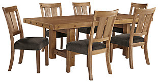 Tamilo Dining Table and 6 Chairs, , large