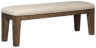 Flynnter Dining Room Bench, , large