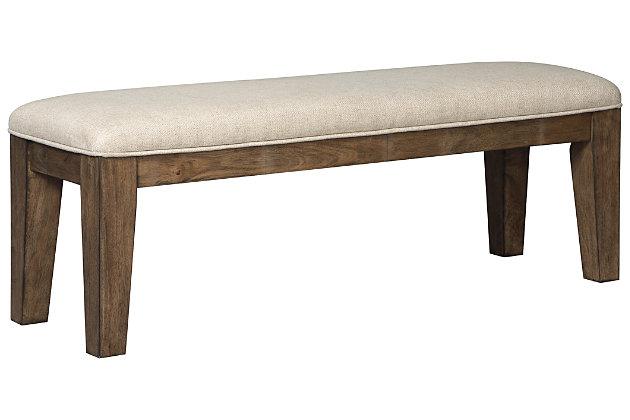 Flynnter Dining Room Bench, , large