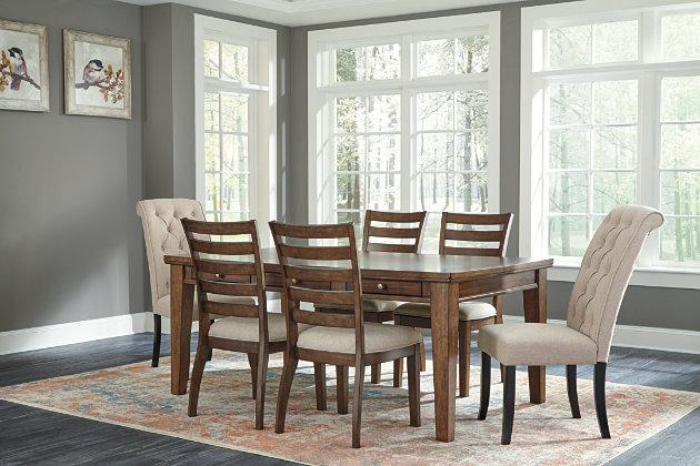 Tripton Dining Chair Ashley Furniture, Ashley Furniture Tripton Dining Room Chairs