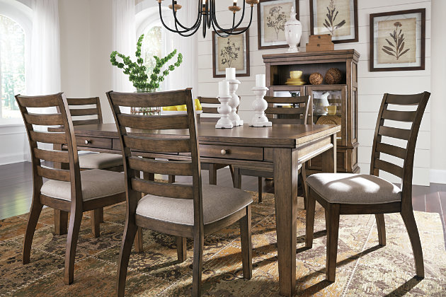 Flynnter Dining Room Table, , large
