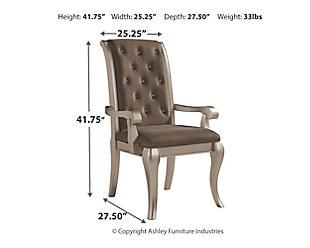 Birlanny Dining Room Chair, , large