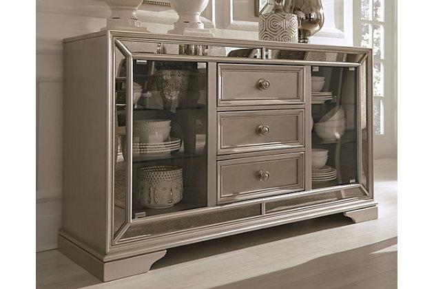 best loved 2299e 66d41 Birlanny Dining Room Server | Ashley Furniture HomeStore