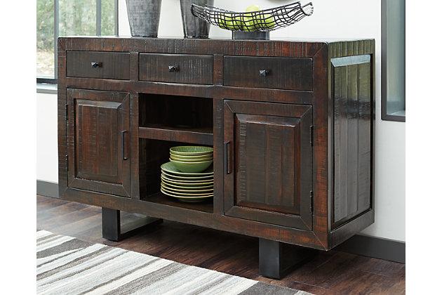 Parlone Dining Room Server | Ashley Furniture HomeStore