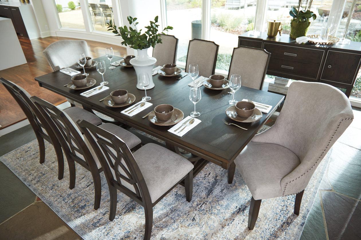 zimbroni dining room chair ashley furniture homestore