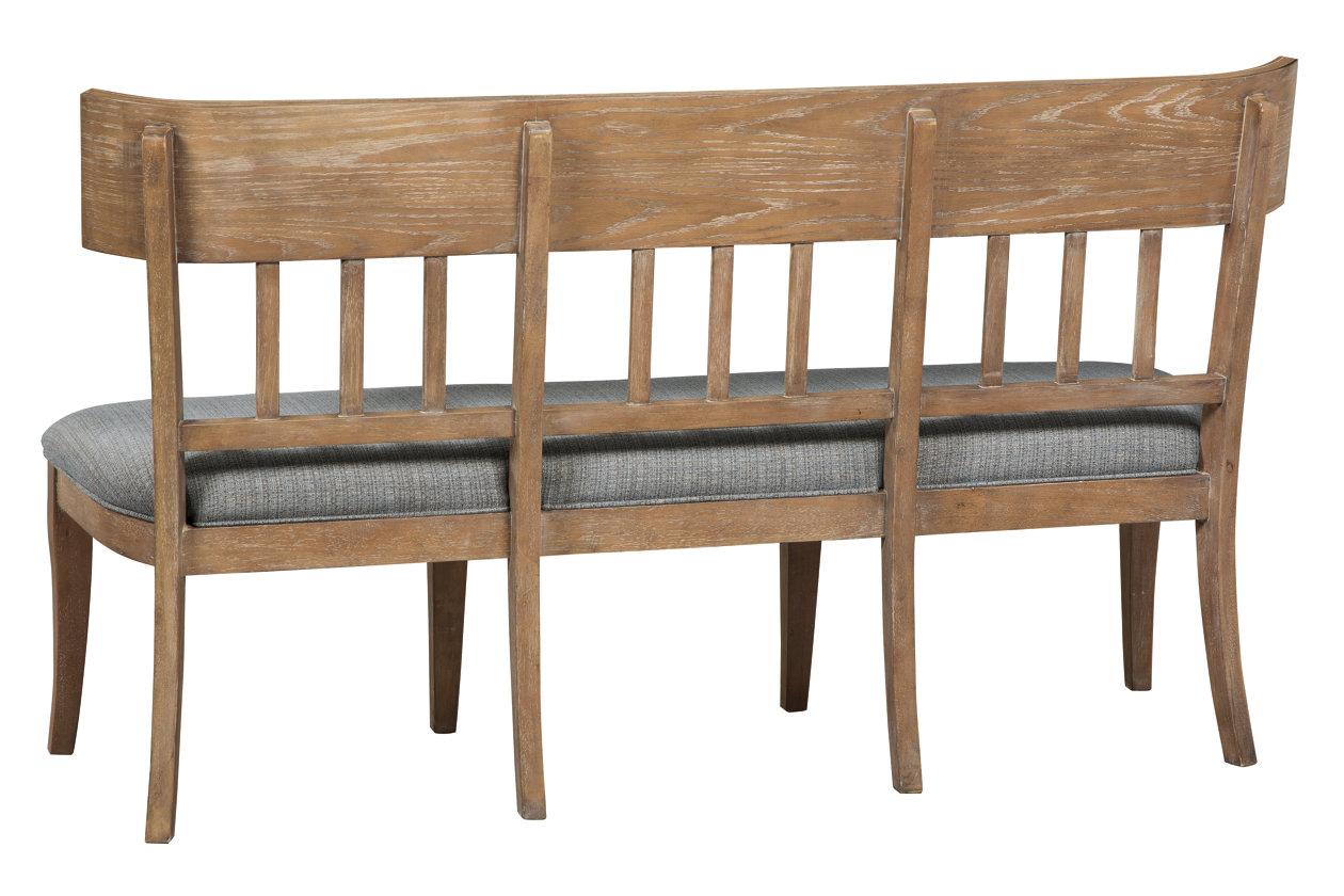 Cool Ollesburg Dining Room Bench Ashley Furniture Homestore Machost Co Dining Chair Design Ideas Machostcouk