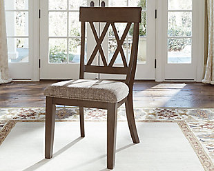 Brossling Dining Room Chair, , rollover
