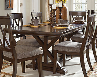Brossling Dining Room Table, , rollover