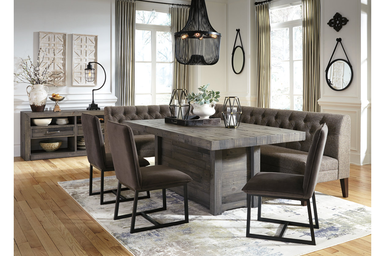 Tripton Corner Dining Bench  Ashley Furniture HomeStore