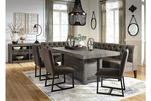 dining room bench table | Tripton Dining Room Bench | Ashley Furniture HomeStore