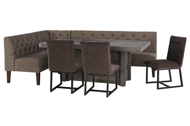 Dining Room Corner Bench: Tripton Corner Dining Room Bench
