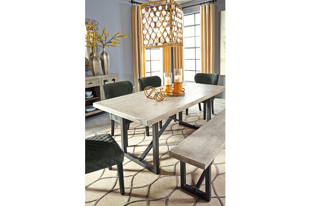 Halamay Dining Room Table, , large