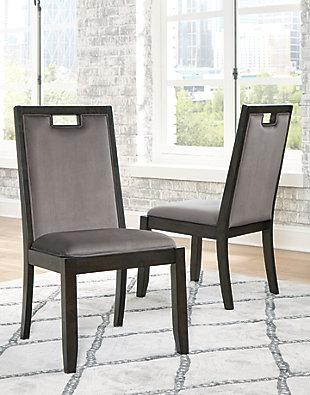 Hyndell Dining Room Chair, , rollover