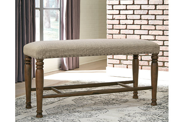 Lettner Dining Room Bench, , large