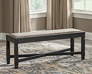 Tyler Creek Dining Room Bench, , rollover