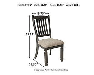 Tyler Creek Dining Room Chair, , large