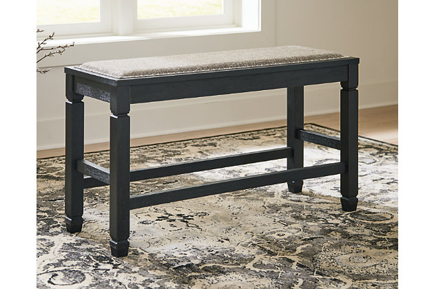 Tyler Creek Counter Height Dining Bench, , large