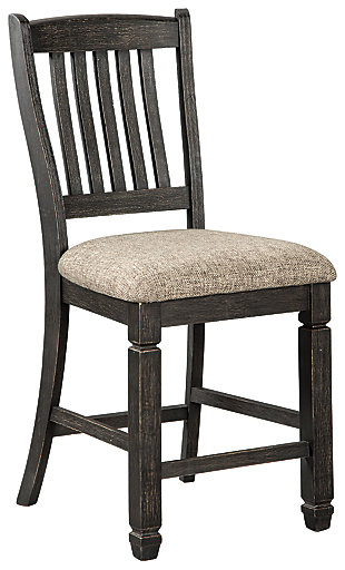 Tyler Creek Single Counter Height Bar Stool, , large