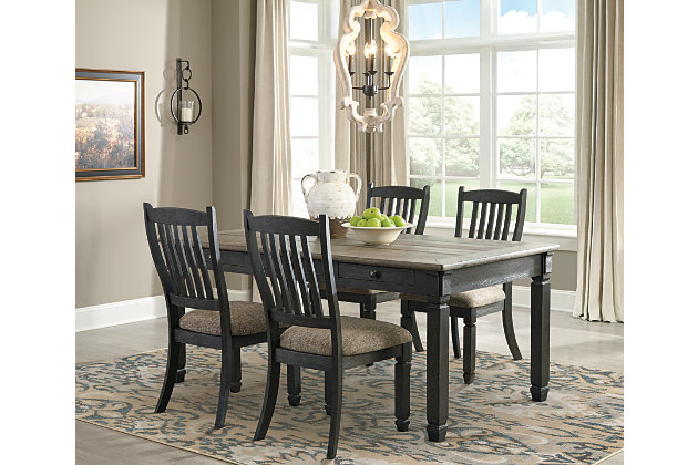 045c93281 Tyler Creek 5-Piece Dining Room | Ashley Furniture HomeStore