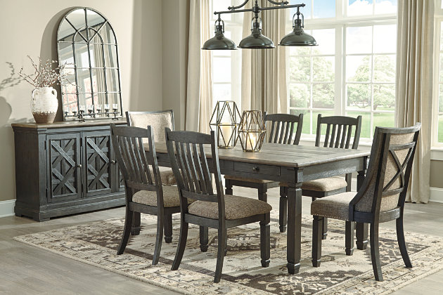 Tyler Creek Dining Room Chair Ashley Furniture Homestore