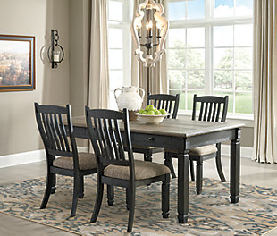 Tyler Creek 5-Piece Dining Room, , large