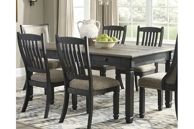 Tyler Creek Dining Room Table Ashley Furniture Homestore
