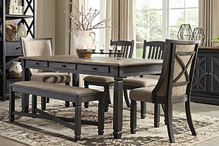 Tyler Creek Dining Set, , large