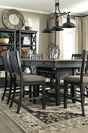 Tyler Creek Counter Height Dining Room Table, , large