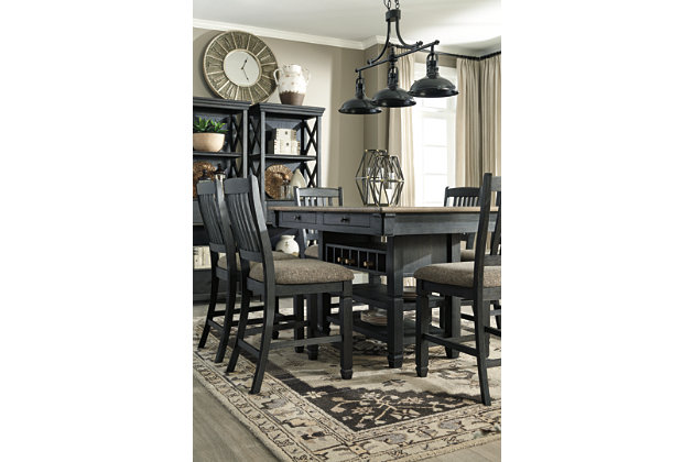 Tyler Creek 5-Piece Counter Height Dining Set, , large