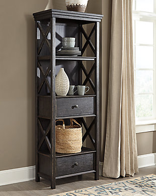 Tyler Creek Display Cabinet, , rollover