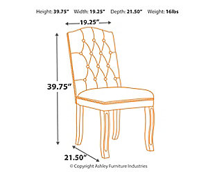 Borlend Dining Room Chair, , large