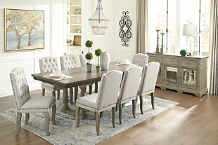 Borlend Rectangle Dining Room Table, , rollover